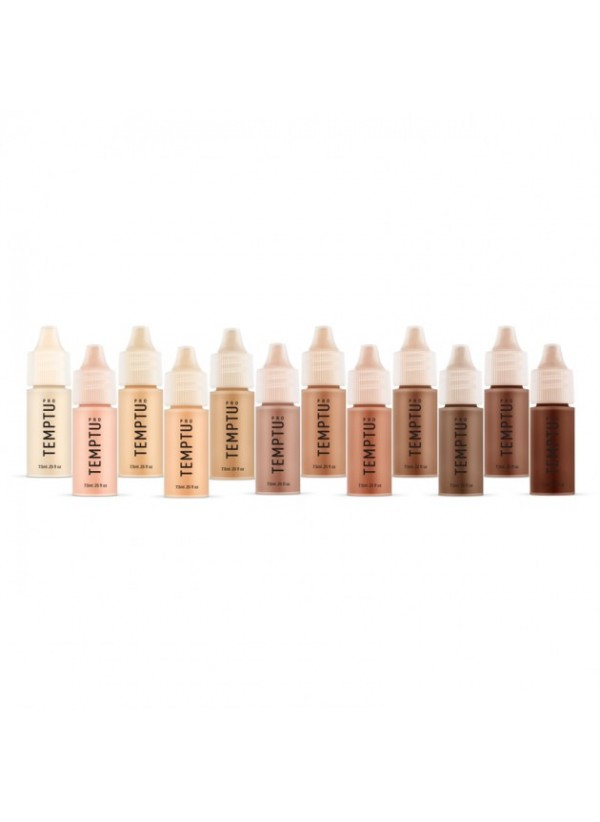 KIT BASES-FOUNDATION 12 COLORES